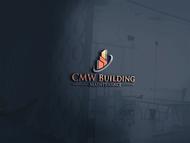 CMW Building Maintenance Logo - Entry #216