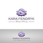 Kara Fendryk Makeup Artistry Logo - Entry #104
