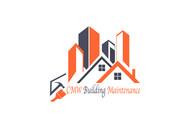 CMW Building Maintenance Logo - Entry #90