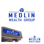 Medlin Wealth Group Logo - Entry #73
