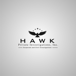 Hawk Private Investigations, Inc. Logo - Entry #36