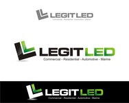 Legit LED or Legit Lighting Logo - Entry #122