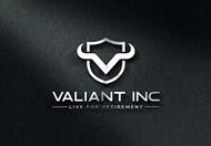 Valiant Inc. Logo - Entry #152