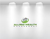 ALLRED WEALTH MANAGEMENT Logo - Entry #852