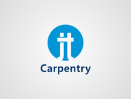 J.T. Carpentry Logo - Entry #36