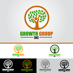 Growth Group Inc. Logo - Entry #30