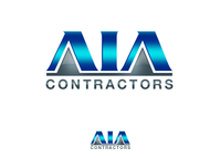 AIA CONTRACTORS Logo - Entry #30