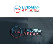 LiveDream Apparel Logo - Entry #13