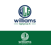 williams legal group, llc Logo - Entry #76