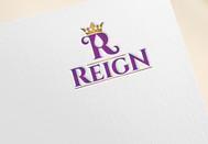 REIGN Logo - Entry #73