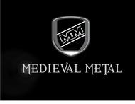 Medieval Metal Logo - Entry #27