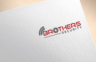 Brothers Security Logo - Entry #29