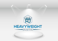 Heavyweight Jiujitsu Logo - Entry #9