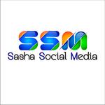 Sasha's Social Media Logo - Entry #113