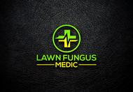 Lawn Fungus Medic Logo - Entry #76