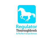 Regulator Thouroughbreds and Performance Horses  Logo - Entry #29