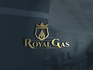 Royal Gas Logo - Entry #77