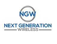 Next Generation Wireless Logo - Entry #41
