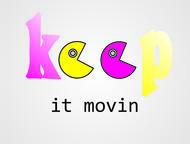 Keep It Movin Logo - Entry #2