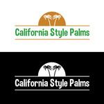 California Style Palms Logo - Entry #34