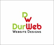 Durweb Website Designs Logo - Entry #12