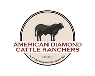 American Diamond Cattle Ranchers Logo - Entry #62