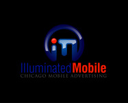 Illuminated Mobile  OR Illuminated M ... I own both urls and I'm still considering what brand to lead with. Logo - Entry #4