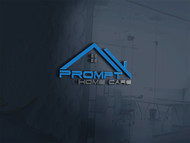 Prompt Home Care Logo - Entry #167