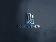 MGK Wealth Logo - Entry #487