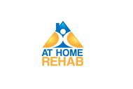 At Home Rehab Logo - Entry #86