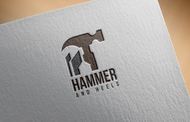 Hammer and Heels Logo - Entry #15