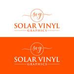 Solar Vinyl Graphics Logo - Entry #143