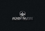 Acadiana Fire Extinguisher Sales and Service Logo - Entry #33