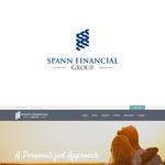 Spann Financial Group Logo - Entry #357