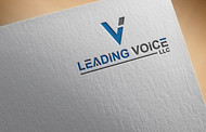 Leading Voice, LLC. Logo - Entry #103