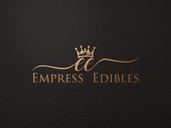 Empress Edibles Logo - Entry #24