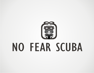No Fear Scuba Logo - Entry #18