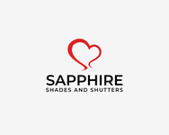 Sapphire Shades and Shutters Logo - Entry #78