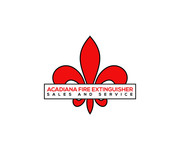 Acadiana Fire Extinguisher Sales and Service Logo - Entry #7