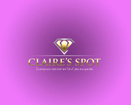 Claire's Spot Logo - Entry #70