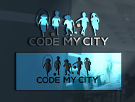 Code My City Logo - Entry #47