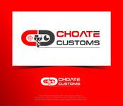 Choate Customs Logo - Entry #287