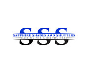 Sapphire Shades and Shutters Logo - Entry #118