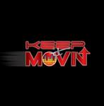 Keep It Movin Logo - Entry #480