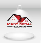 Mast Metal Roofing Logo - Entry #139