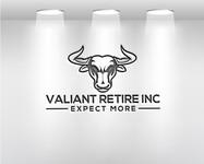 Valiant Retire Inc. Logo - Entry #361