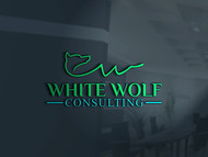 White Wolf Consulting (optional LLC) Logo - Entry #255