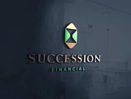 Succession Financial Logo - Entry #42