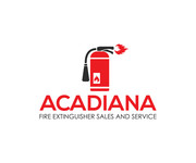 Acadiana Fire Extinguisher Sales and Service Logo - Entry #147