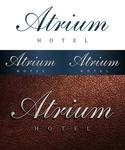 Atrium Hotel Logo - Entry #86